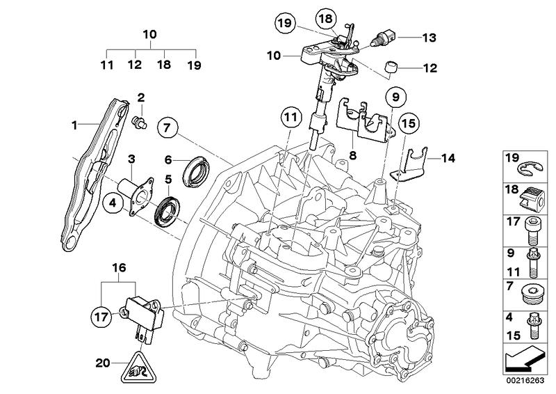 aandrijving  koppeling  versnellingsbak onderdelen