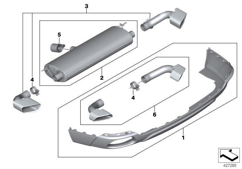 Accessoires for 3e1 exterieur design pure excellence