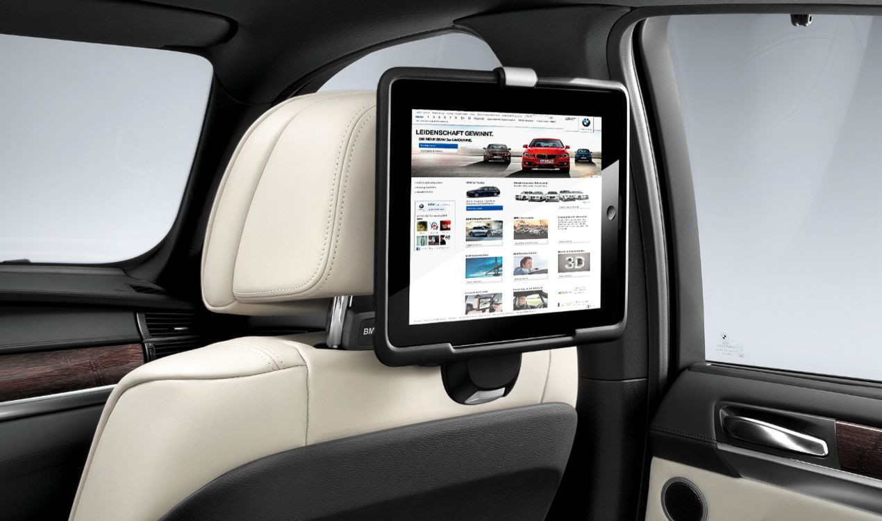 bmw tablet safety case houder universeel. Black Bedroom Furniture Sets. Home Design Ideas