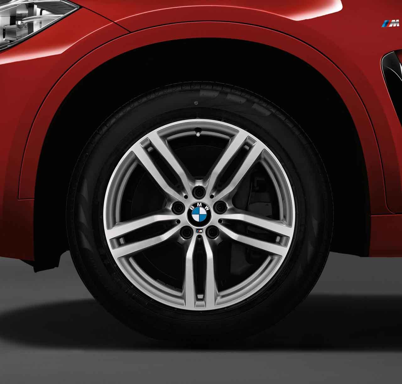 """Bmw X6 Styling: Winterwielset 19"""" Styling 623M BMW X6 (F16"""