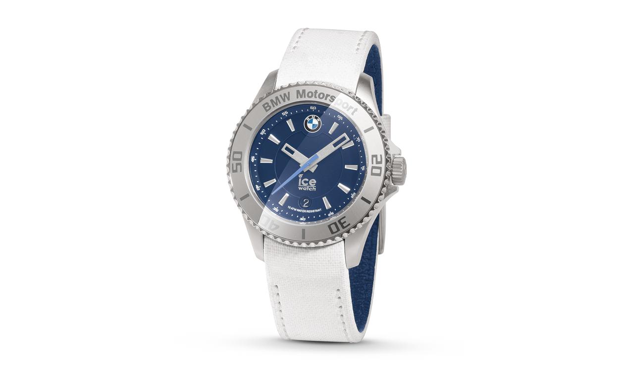 BMW Motorsport Ice Watch Horloge Steel Wit 245db88d68