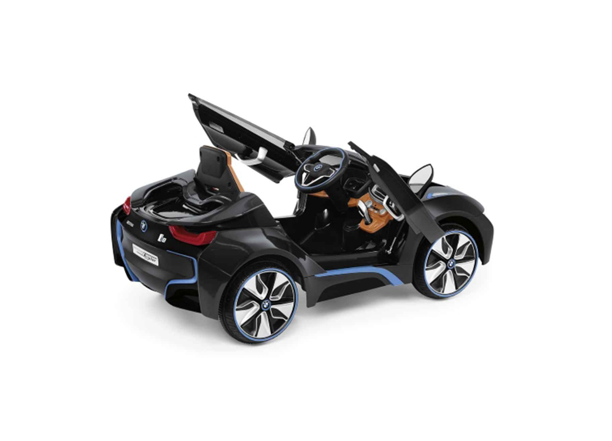 bmw i8 elektrische kinderauto. Black Bedroom Furniture Sets. Home Design Ideas
