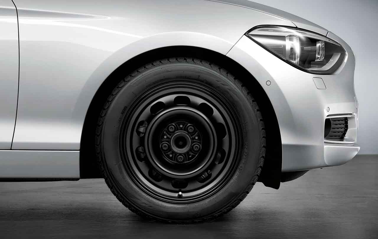 Winterwielset 16 Staal Rft Bmw 1 Serie F20 F21