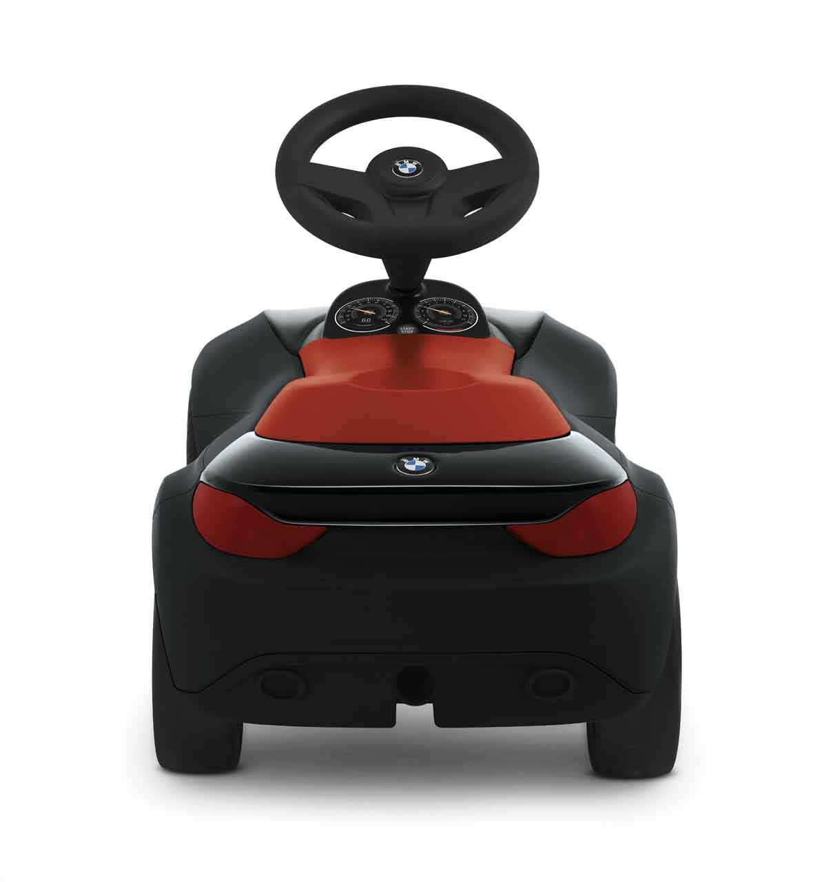 BMW Baby Racer III, Zwart / Oranje: https://bmwshop.ekris.nl/nl/lifestyle/kinderspeelgoed/80932413782...