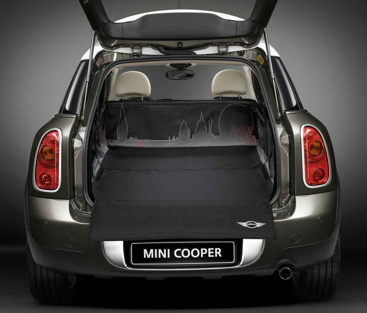 mini laadrand bescherming countryman. Black Bedroom Furniture Sets. Home Design Ideas